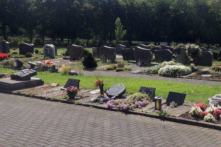 Urneneinzelgrabstätte