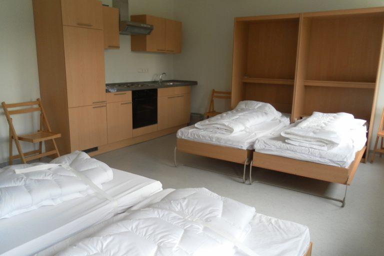 Jugendheim Zimmer 2