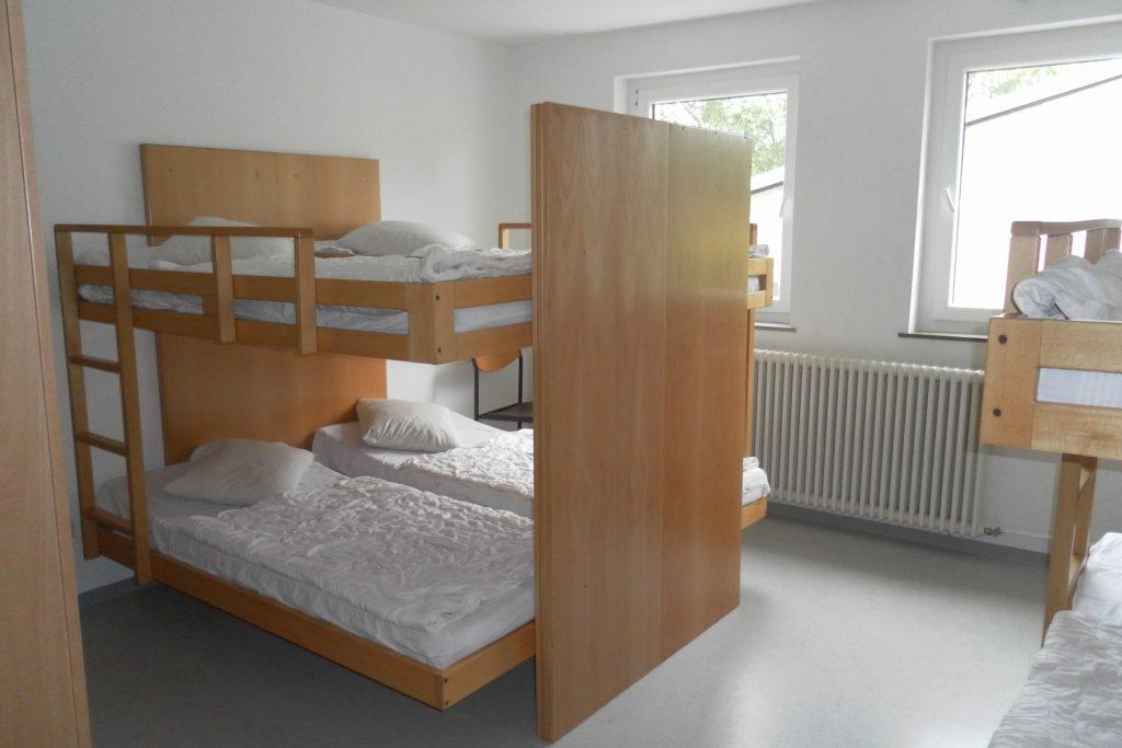 Jugendheim Zimmer