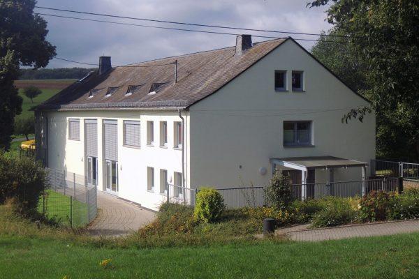 Sporthalle Urbach
